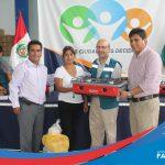 """ONG """"ADRA""""  REALIZÓ IMPORTANTE DONATIVO A LAS FAMILIAS PARAMONGUINAS"""