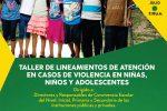 Taller a Beneficio de los Niños