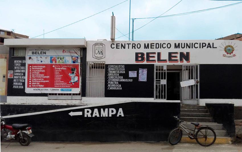 centro medico municipal belen
