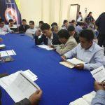 REUNIÓN DE ALCALDES Y AUTORIDADES DE LA RECONSTRUCCIÓN DEL PAÍS