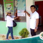 Difusión de la campaña gratuita oftalmológica y medicina general en el Valle Fortaleza.