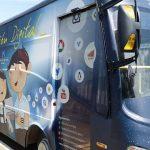 ¡Bus Educación Digital de la Fundación Telefónica recorre nuestro Distrito de Paramonga!