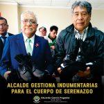 GESTIÓN DE INDUMENTARIA PARA SEGURIDAD CIUDADANA