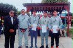 RECONOCIMIENTO A JÓVENES QUE PARTICIPAN EN EL CAMPEONATO NACIONAL DE BASQUETBALL U17