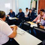 ALCALDES DE BARRANCA SE REÚNEN PARA INCORPORAR A LA PROVINCIA EN LA CONSTRUCCIÓN DEL TREN DE CERCANÍAS