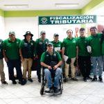 ENTREGAN CUPONERAS A DOMICILIO PARA EL CUMPLIMIENTO DEL PAGO TRIBUTARIO