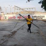 VECINOS DE PLANTA ALAMEDA NO ACATAN AISLAMIENTO SOCIAL