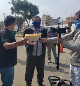 NUEVE COMERCIANTE DE DOS ASOCIACIONES DEL SECTOR DE LA PARADA DAN POSITIVO A PRUEBA RAPIDA DE CORONAVIRUS