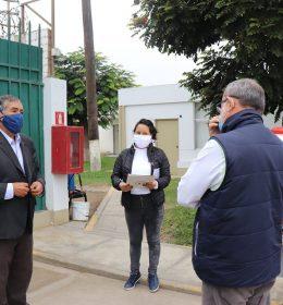SE REFORZARÁN TRABAJOS DE DESINFECCIÓN EN EL DISTRITO